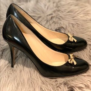 Kate Soade patent leather heels